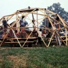 Building dome for first communities conference