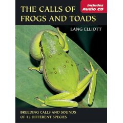 Calls of frogs and toads